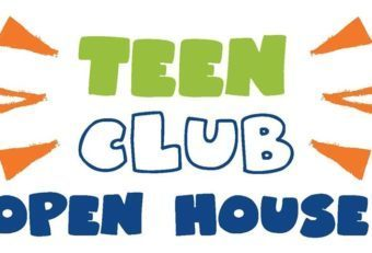 Teen Club Open House