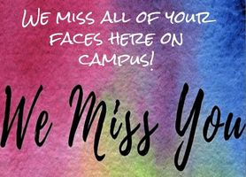 Tartar Students!  We Miss You!!