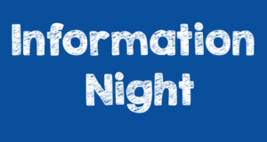 MRS Parent/Student Information Night