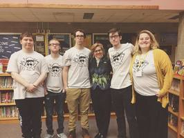 Academic Bowl Team 2019
