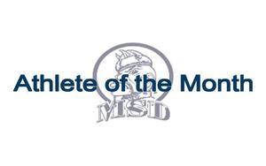 April Student Athlete of the Month